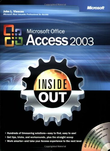 9780735615137: Microsoft® Office Access 2003 Inside Out (Bpg-Inside Out)