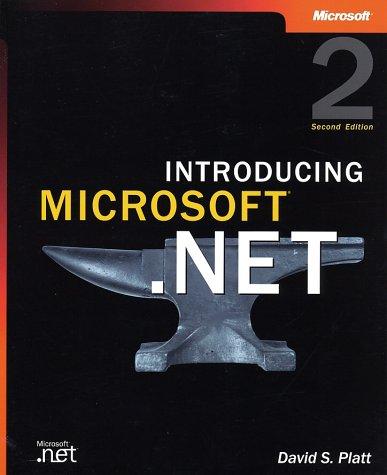 9780735615717: Introducing Microsoft .Net, Second Edition (Pro-Developer)