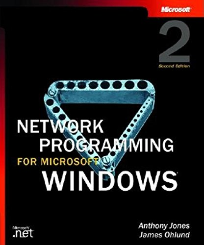 9780735615793: Network Programming for Windows (Pro-Developer)