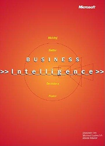 9780735616271: Business Intelligence Strategies