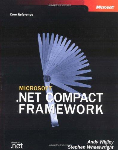 9780735617254: Microsoft® .NET Compact Framework (Core Reference) (Developer Reference)
