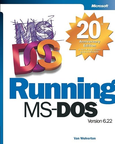 9780735618121: Running MS-DOS, 20th Anniversary Edition