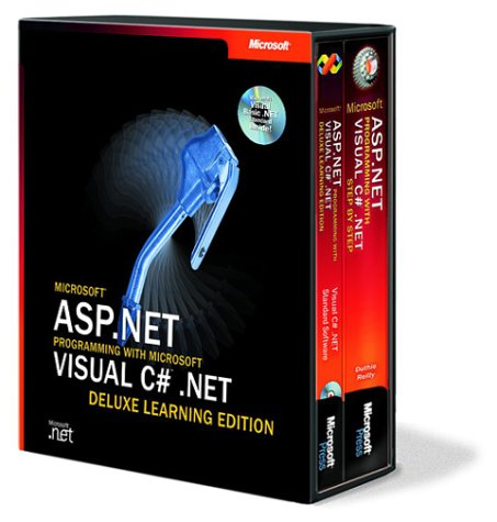 9780735618152: Microsoft ASP.Net Programming with Microsoft Visual C# .Net Deluxe Learning Edition