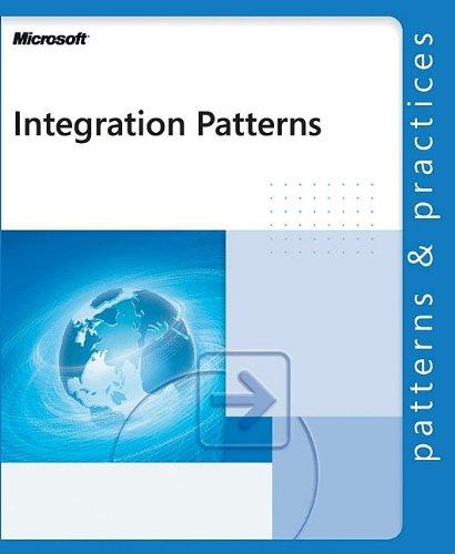 9780735618503: Integration Patterns (Patterns & Practices)