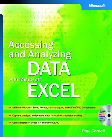 Accessing and Analyzing Data with Microsoft Excel (Bpg-Other)