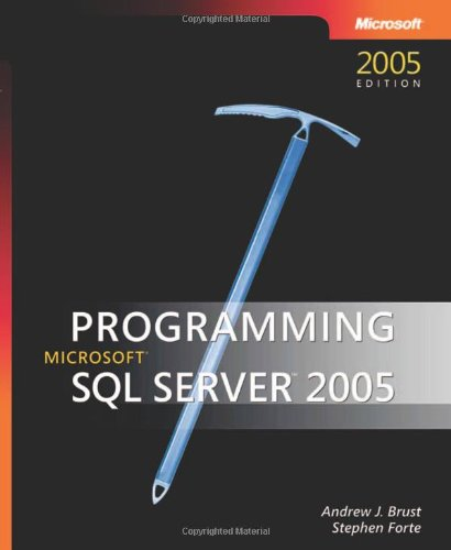 9780735619234: Programming Microsoft SQL Server 2005