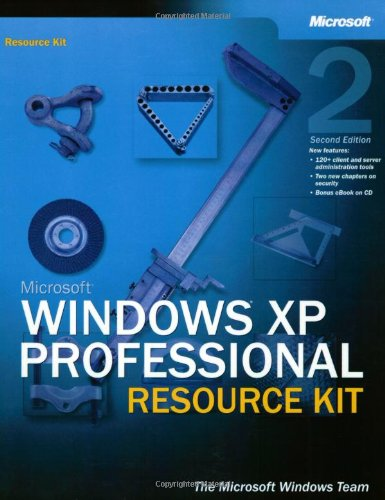 9780735619746: Microsoft Windows XP Professional Resource Kit (Pro-Resource Kit)