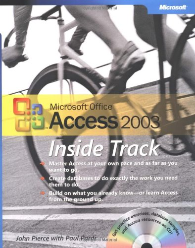 9780735619760: Microsoft® Office Access 2003 Inside Track