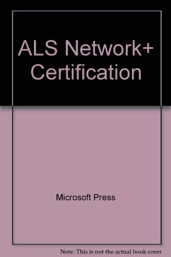 9780735620261: Als Networking Essentials