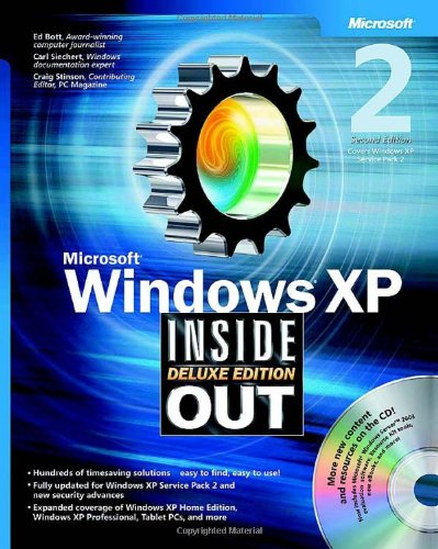 9780735620438: Windows XP Inside Out Deluxe Book/CD Package 2nd Edition