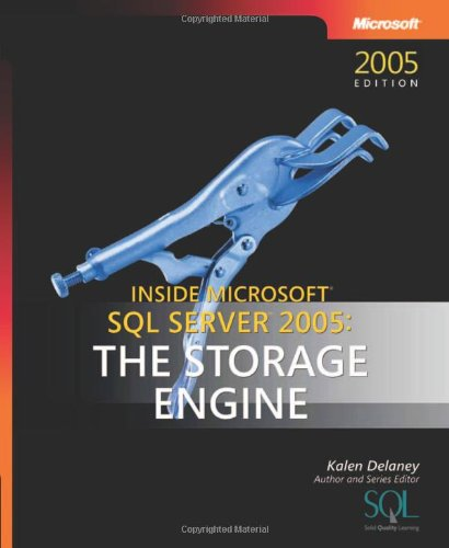 9780735621053: Inside Microsoft® SQL Server™ 2005: The Storage Engine (Developer Reference)