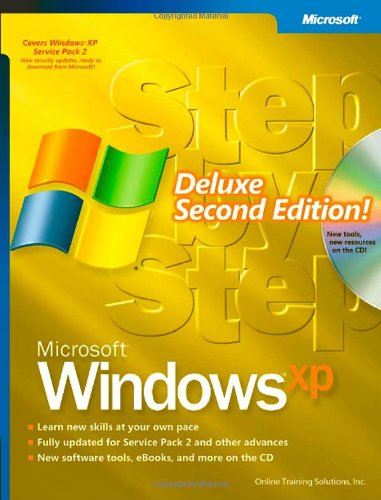 9780735621138: Microsoft Windows XP Step by Step Deluxe (2nd Edition)