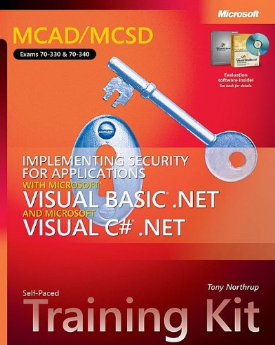 Implementing Security for Applications with Microsoft Visual: Tony Northrup