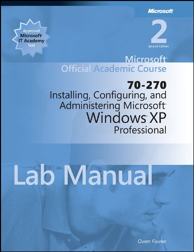 9780735621350: ALS: Installing, Configuring, and Administering Microsoft Windows Professional