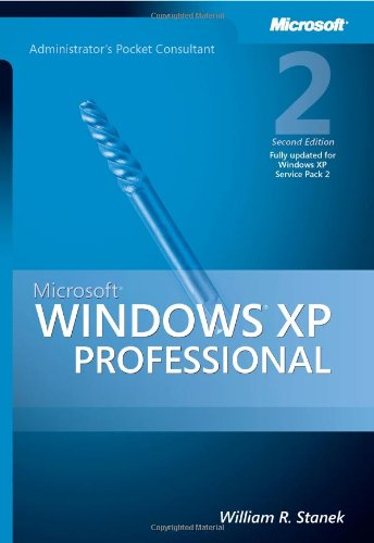 9780735621404: Microsoft® Windows® XP Professional Administrator's Pocket Consultant
