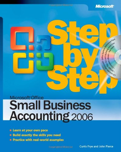 9780735621541: Microsoft® Office Small Business Accounting 2006 Step by Step