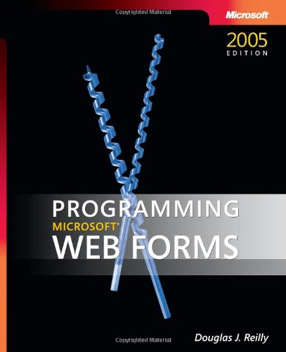 9780735621794: Programming Microsoft� Web Forms (Pro Developer)