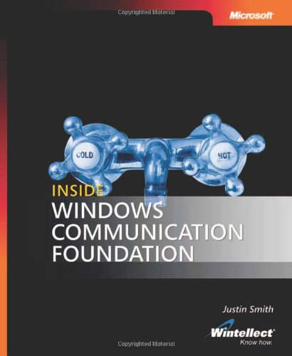 9780735623064: Inside Windows® Communication Foundation (Developer Reference)
