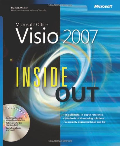 9780735623293: Microsoft® Office Visio® 2007 Inside Out