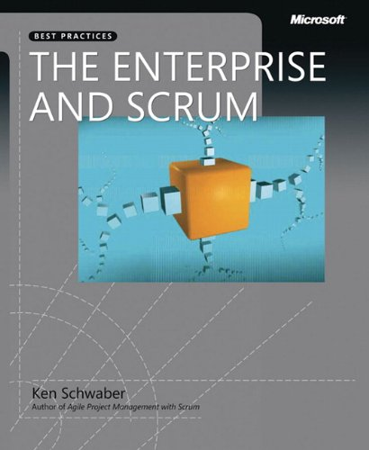 9780735623378: The Enterprise and Scrum