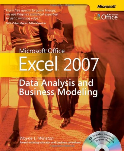 9780735623965: Microsoft® Office Excel® 2007: Data Analysis and Business Modeling (Business Skills)