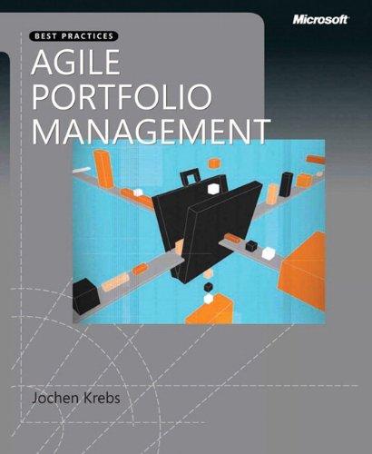 9780735625679: Agile Portfolio Management