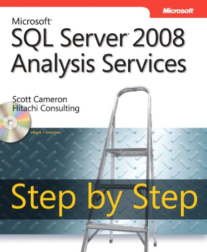 9780735626201: Microsoft SQL Server 2008 Analysis Services Step by Step, Book/CD Package