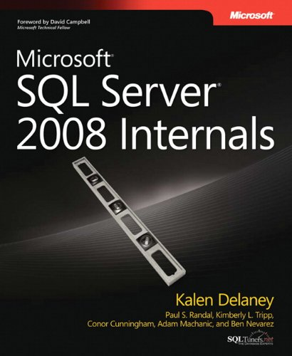 9780735626249: Microsoft SQL Server 2008 Internals