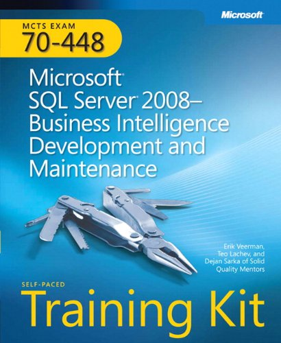 9780735626362: MCTS Self-Paced Training Kit (Exam 70-448): Microsoft® SQL Server® 2008 Business Intelligence Development and Maintenance (Certification)