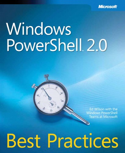 9780735626461: Windows PowerShell™ 2.0 Best Practices (IT Best Practices - Microsoft Press)