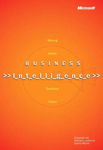 9780735626607: Business Intelligence (Developer Reference)