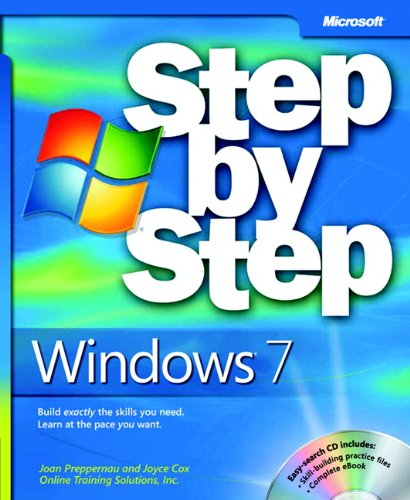9780735626676: Windows 7 Step by Step