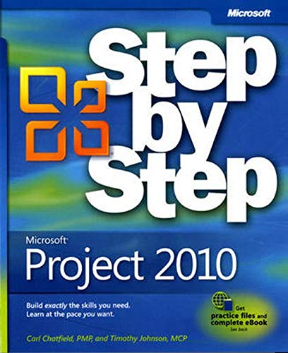 9780735626959: Microsoft Project 2010 Step by Step