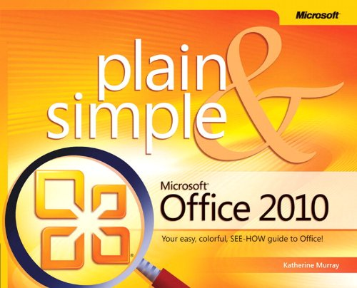 9780735626973: Microsoft Office 2010 Plain & Simple