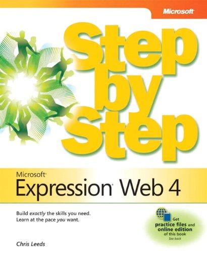 9780735639027: Microsoft Expression Web 4 Step by Step