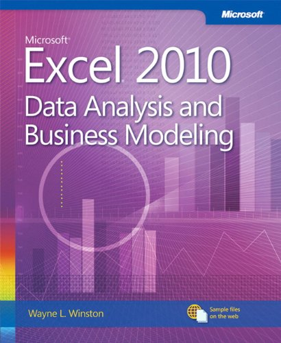9780735643369: Microsoft Excel 2010 Data Analysis and Business Modeling (Business Skills)