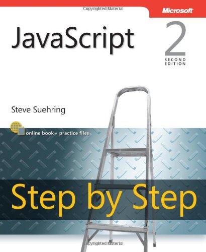 9780735645523: JavaScript Step by Step
