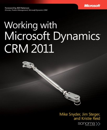 9780735648128: Working with Microsoft Dynamics® CRM 2011