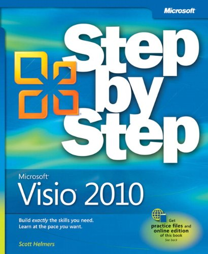 9780735648876: Microsoft Visio 2010 Step by Step: The Smart Way to Learn Microsoft Visio 2010 One Step at a Time!