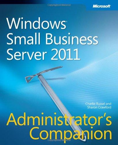 9780735649118: Windows Small Business Server 2011 Administrator's Companion