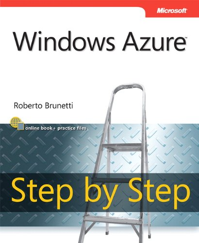 9780735649729: Windows Azure Step by Step (Step by Step Developer)