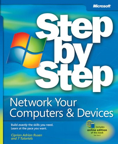 9780735652163: Network Your Computer & Devices Step by Step