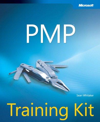 9780735657809: PMP Training Kit (Microsoft Press Training Kit)