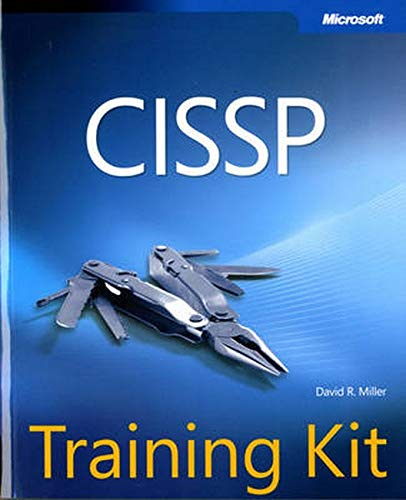 9780735657823: CISSP Training Kit (Microsoft Press Training Kit)