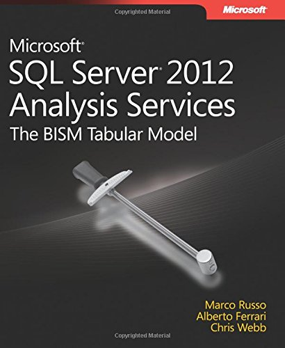 9780735658189: Microsoft SQL Server 2012 Analysis Services: The BISM Tabular Model (Developer Reference)
