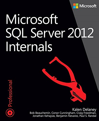 9780735658561: Microsoft SQL Server 2012 Internals (Developer Reference)
