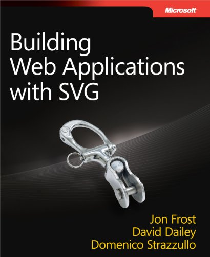9780735660120: Building Web Applications with SVG (Developer Reference)