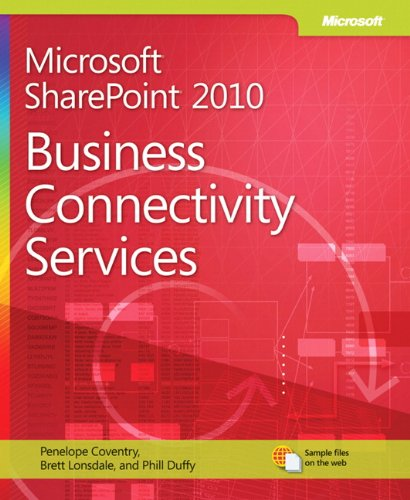 9780735660182: Microsoft SharePoint 2010: Business Connectivity Services