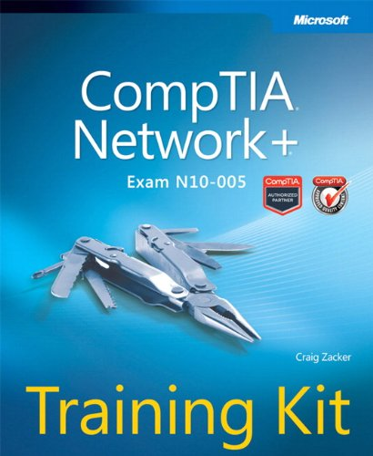9780735662759: CompTIA Network+ Exam N10-005 Training Kit Book/CD Package