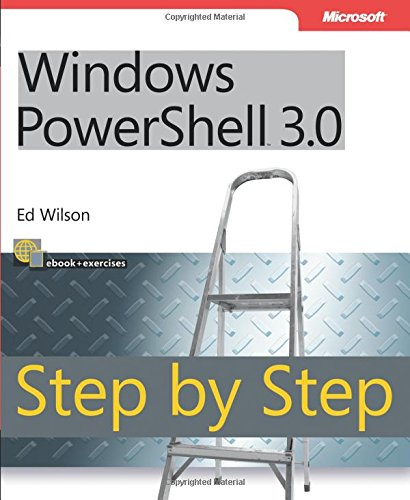 9780735663398: Windows PowerShell 3.0 Step by Step